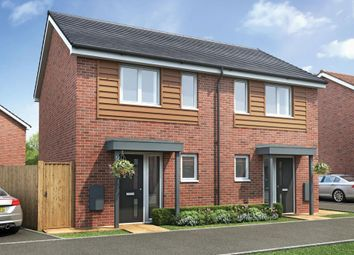 """Thumbnail 2 bed semi-detached house for sale in """"Appleford"""" at Wagonway Drive, Newcastle Upon Tyne"""