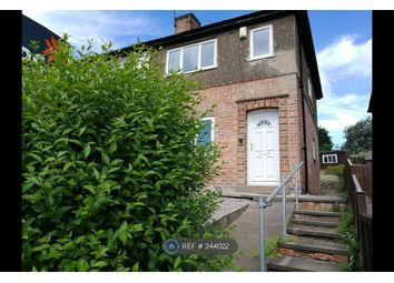 Thumbnail 2 bedroom semi-detached house to rent in Halifax Drive, Leicester