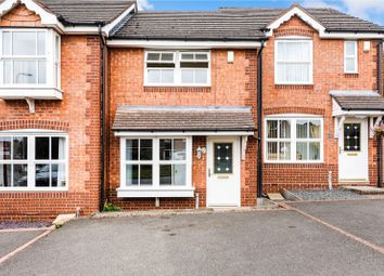 Thumbnail 2 bedroom terraced house to rent in Great Hockings Lane, Webheath, Redditch