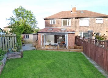 Thumbnail 3 bed semi-detached house for sale in Broadgate Avenue, Horsforth, Leeds