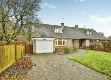 Thumbnail 3 bed bungalow for sale in Low Road West, Shincliffe, Durham, County Durham