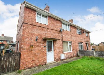 Thumbnail 3 bed semi-detached house for sale in Sherwood Grove, Calverton, Nottingham