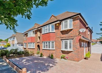 4 bed link-detached house for sale in Hollington Crescent, New Malden KT3