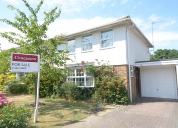Thumbnail 4 bed property for sale in Cumberland Avenue, Guildford