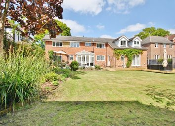 Thumbnail 5 bedroom detached house for sale in Church Road, Locks Heath, Southampton