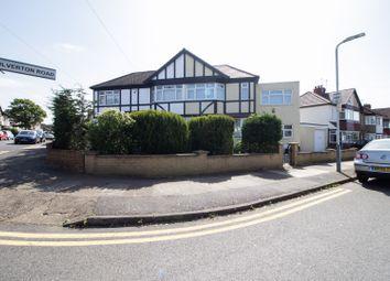 Thumbnail Semi-detached house to rent in Dulverton Road, Ruislip