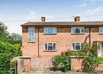 Thumbnail 2 bed end terrace house for sale in Wood Farm Road, Headington, Oxford