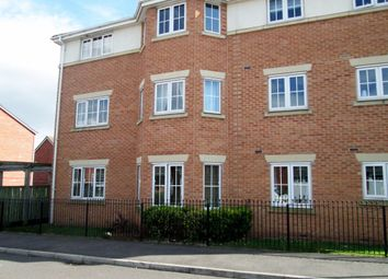 Thumbnail 2 bedroom flat to rent in Sulis Gardens, Worksop