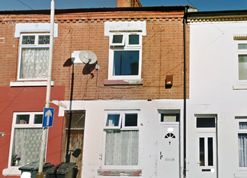 3 bed terraced house to rent in Cecil Road, Leicester LE2