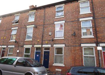 Thumbnail 4 bed terraced house for sale in Osborne Street, Radford, Nottingham