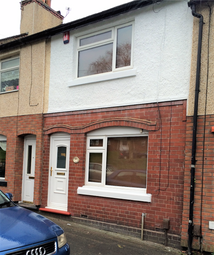 Thumbnail 2 bed terraced house to rent in Dunkirk, Newcastle, Staffordshire