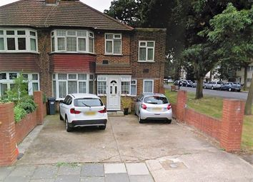 Thumbnail 1 bed end terrace house to rent in Avenue Crescent, Hounslow