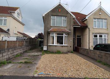 Thumbnail 2 bed semi-detached house for sale in Ridgeway Lane, Whitchurch, Bristol