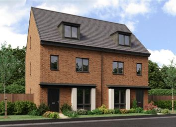 "Thumbnail 4 bedroom town house for sale in ""The Rolland"" at Bristlecone, Sunderland"
