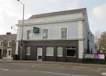 Thumbnail End terrace house to rent in Former Barclays Bank Premises, Market Square, Fishguard, Pembrokeshire