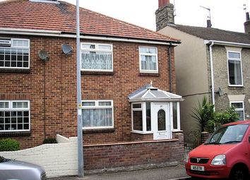 Thumbnail 3 bedroom property to rent in Lower Cliff Road, Gorleston