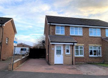 Thumbnail 3 bed semi-detached house for sale in Ochiltree Crescent, Coatbridge
