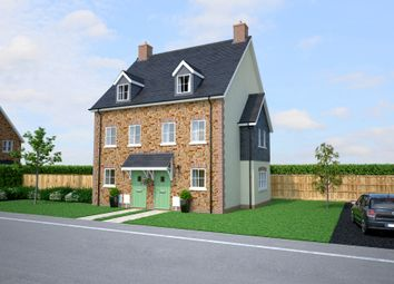 Thumbnail 3 bed semi-detached house for sale in Off Gilbert Road, Bodmin, Cornwall