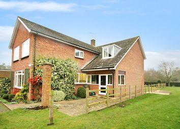 Thumbnail 5 bed detached house for sale in Burcott Lane, Bierton, Aylesbury