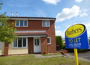 Thumbnail 2 bedroom semi-detached house to rent in Underhill Close, Newport