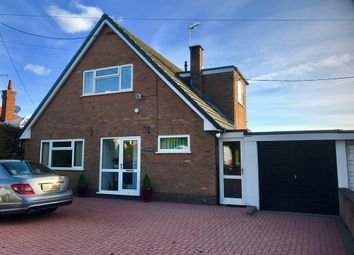 Thumbnail 4 bed detached house for sale in Mold Road, Buckley