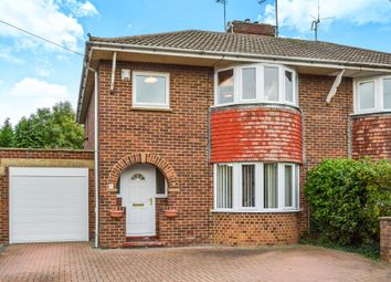 Thumbnail 3 bed semi-detached house for sale in Rhondda Close, Bletchley, Milton Keynes