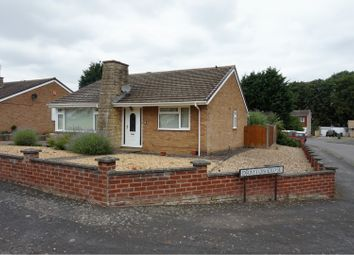 Thumbnail 3 bed detached bungalow for sale in Drayton Close, Corby