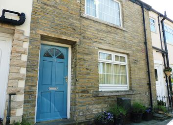 Thumbnail 2 bed cottage to rent in Smalewell Road, Pudsey