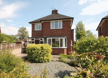 Thumbnail 4 bed detached house for sale in Kingsfield Oval, Stoke-On-Trent