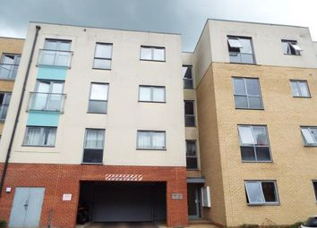 Thumbnail 2 bed flat for sale in Holly Court, Admiral Drive, Stevenage, Hertfordshire