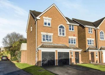 Thumbnail 4 bedroom detached house for sale in Hollyoak Road, Streetly, Sutton Coldfield, .