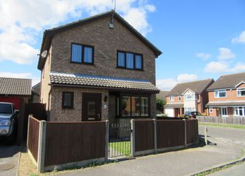 Thumbnail 3 bedroom detached house to rent in Ridgeville, Carlton Colville, Lowestoft