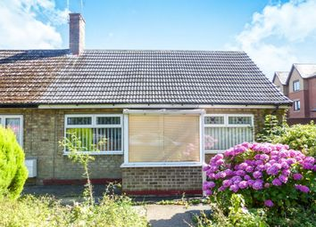 Thumbnail 1 bed semi-detached bungalow for sale in Grove House View, Clough Road, Hull