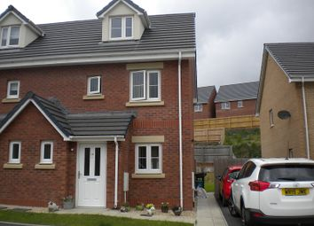 Thumbnail 3 bedroom property for sale in Maes Yr Ysgol, Pontardawe, Swansea
