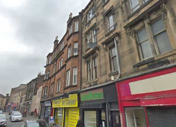 Thumbnail 2 bed flat to rent in Wellmeadow Street, Paisley, Renfrewshire