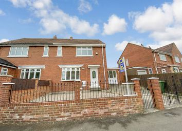 Thumbnail 2 bed semi-detached house for sale in White Hill Road, Easington Lane, Houghton Le Spring