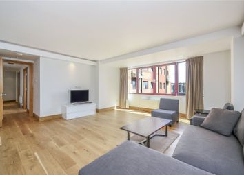 Thumbnail 3 bed flat to rent in William Morris Way, Fulham, London
