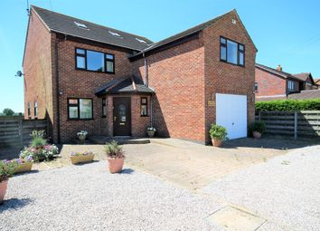 Thumbnail 6 bed detached house for sale in Hull Road, Osgodby, Selby