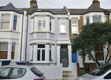Thumbnail 4 bedroom terraced house for sale in Wakeman Road, London
