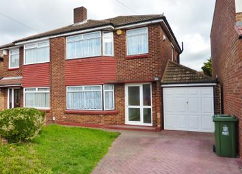 Thumbnail 3 bed semi-detached house to rent in Rudland Road, Bexleyheath, Kent