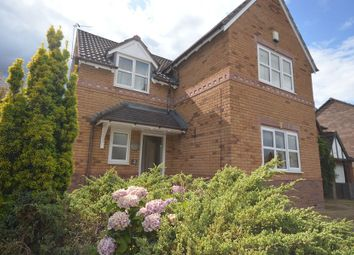 Thumbnail 4 bed detached house to rent in Ayrshire Close, Middlewich