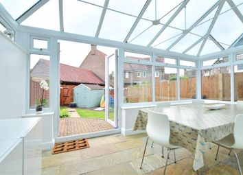 Thumbnail 4 bed town house for sale in Crossways, Sittingbourne, Kent