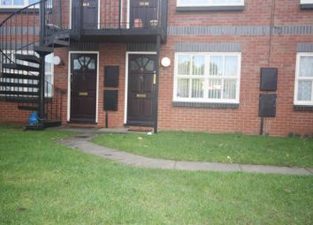 Thumbnail 1 bed flat for sale in India Road, Tredworth, Gloucester