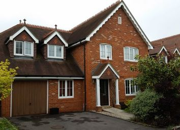 Thumbnail 5 bed detached house for sale in Caribou Close, Woodley, Reading