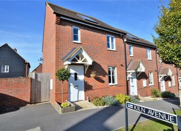 Thumbnail 2 bed end terrace house for sale in Kiln Avenue, Chinnor