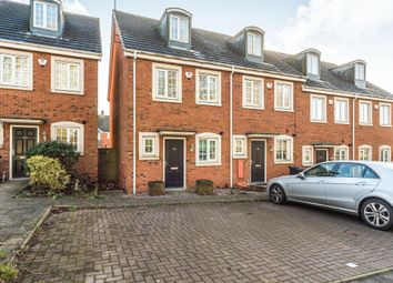 Thumbnail 3 bedroom end terrace house to rent in Selborne Road, Dudley