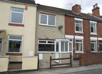 Thumbnail 2 bed terraced house for sale in Chapel Street, Leabrooks, Alfreton, Derbyshire