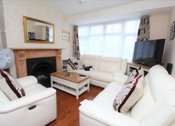 Thumbnail 3 bed terraced house to rent in Hydethorpe Avenue, Edmonton