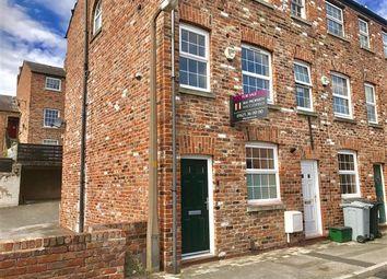Thumbnail 2 bed maisonette for sale in Lowe Street, Macclesfield
