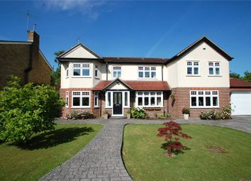 Thumbnail 5 bed detached house for sale in Barleycorn Way, Emerson Park, Hornchurch